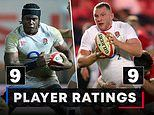 PLAYER RATINGS: Maro Itoje shows why he's the world's best player and a nightmare to play against