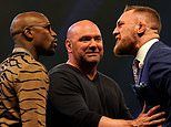 Floyd Mayweather in talks to fight UFC duo Conor McGregor and Khabib Nurmagomedov on the same day