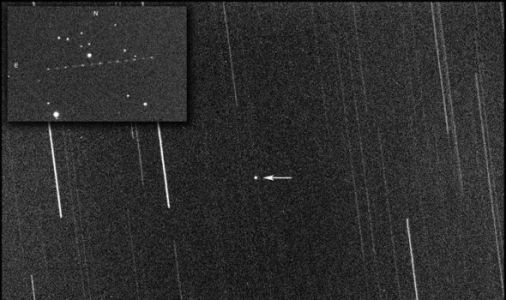 Asteroid 2020 SO images reveal mystery object is likely a piece of NASA rocket