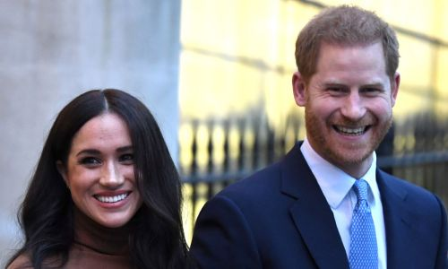 Prince Harry and Meghan Markle ask for kindness in new post