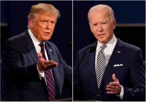 UK Election Guru Says Joe Biden 'Should Be Home And Dry' If US Polls Are Correct