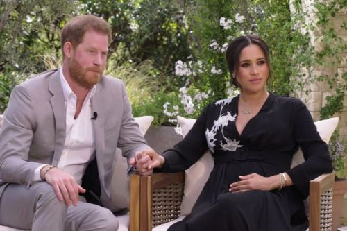 Oprah Winfrey said to be 'livid' Prince Harry gave James Corden interview