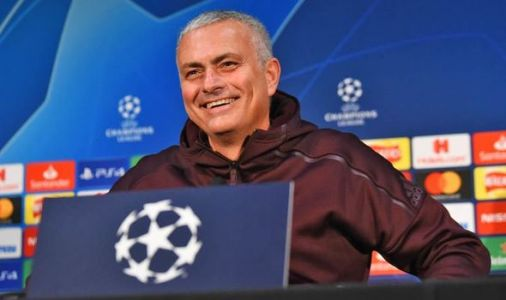 Jose Mourinho's first words as Tottenham boss after replacing Mauricio Pochettino