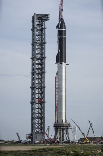 Musk says Starship may be ready for orbital launch next month, but FAA review continues