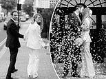 Sir Rocco Forte's hotel heiress daughter Irene marries tech whizz Felix Winckler