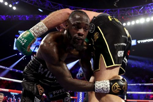Tyson Fury 'will never get bored of beating' Deontay Wilder after trilogy fight postponed due to coronavirus