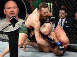 Conor McGregor 'went AWOL before his 40-second stoppage of Donald Cerrone'