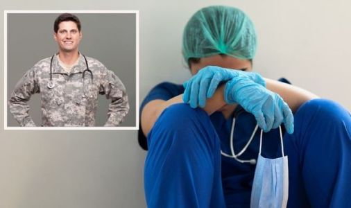 Army on standby to help save NHS from collapse this winter