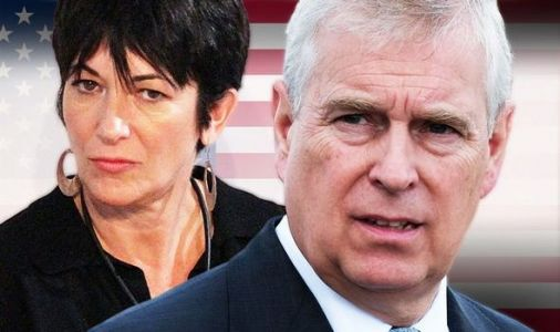 FBI want Prince Andrew to go to US so they can charge him over Ghislaine Maxwell and Jeffrey Epstein links