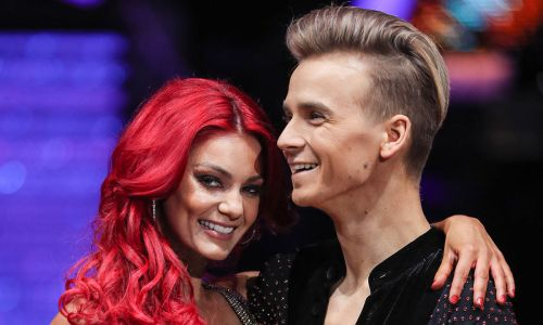 Joe Sugg teases Dianne Buswell engagement plans during The One Show