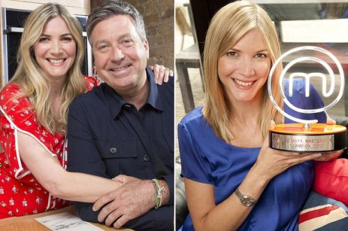 Lisa Faulkner's long and painful IVF battle and how John Torode has helped her