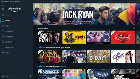 Lawsuit Reminds Us We Don't Own Content Purchased on Amazon Prime Video
