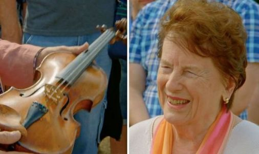 Antiques Roadshow: Guest'sviolingiven hugefive-figurevaluation- here's why