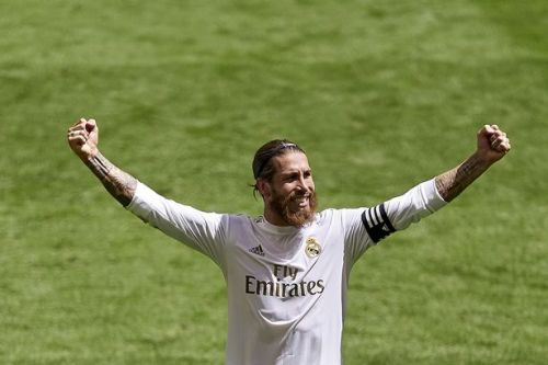 Sergio Ramos extends remarkable scoring record as Madrid continue title charge