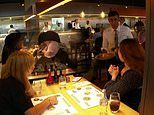 Chancellor Rishi Sunak serves the WRONG table in Wagamama during photoshoot