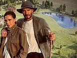 David and Victoria Beckham 'planning to build kidney-shaped LAKE on their £6m Cotswolds estate'