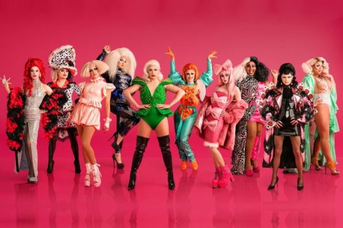 RuPaul Drag Race contestants unveiled for the first ever UK series