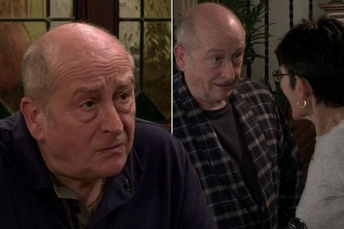 Coronation Street's Geoff forces Yasmeen to down bottle of wine as abuse escalates