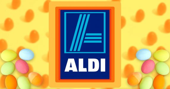 Aldi donates Easter eggs to food banks and local charities
