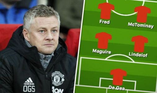 Man Utd team news: Predicted 4-2-3-1 line up vs Everton - Solskjaer waits on midfield ace