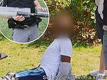 East London fare-dodger flees from police after being spotted carrying a Samurai sword