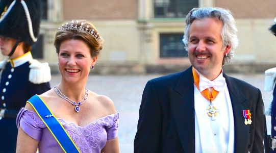 Princess Martha Louise of Norway criticizes paparazzi in new podcast
