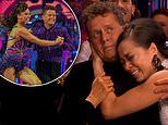 Strictly's Mike Bushell reveals Katya Jones broke down in tears after they pulled off performance