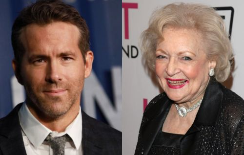 Ryan Reynolds feuds with Betty White in throwback clip as she marks 99th birthday