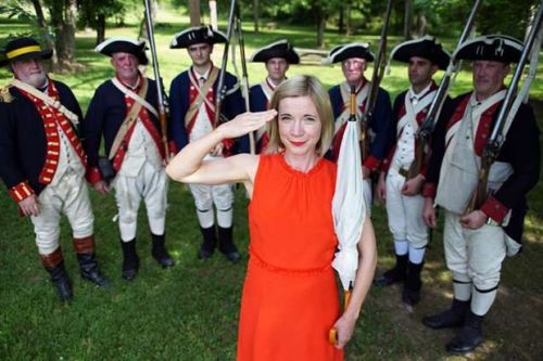BBC presenter Lucy Worsley apologises for using n-word in American History's Biggest Fibs