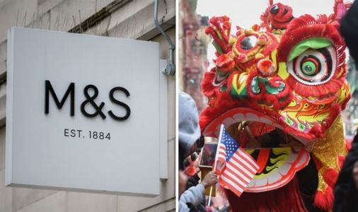Marks & Spencer makes huge blunder by offering a deal on Indian food. to celebrate the Chinese New Year