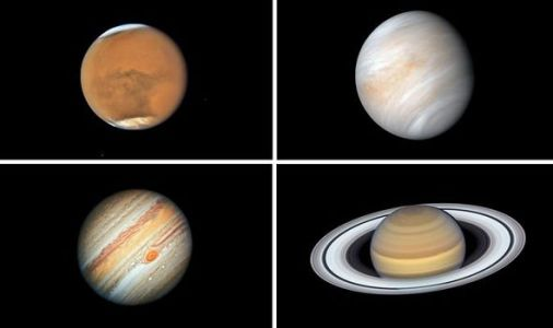 Astronomy: What planets are visible at night this December?