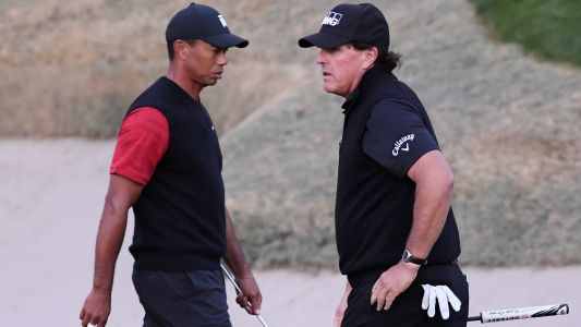The Match: Champions for Charity live stream - how to watch Tiger vs Phil online right now