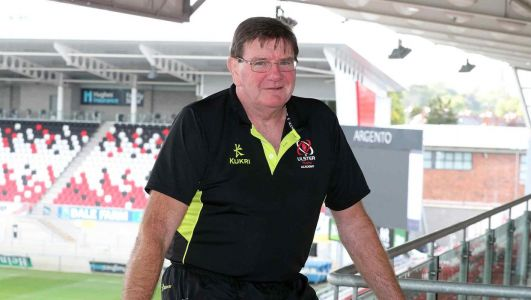 Willie Anderson's 'legacy and influence' hailed as Ulster Academy coach set to retire