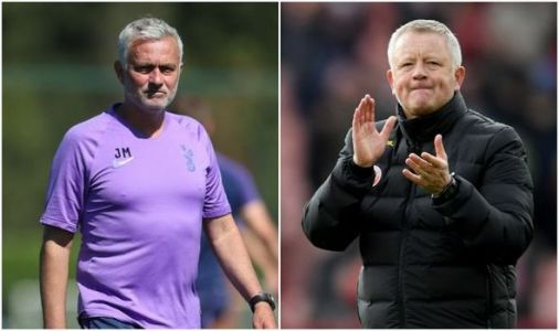 Sheffield Utd vs Tottenham LIVE: Team news and line ups confirmed, Mourinho makes changes