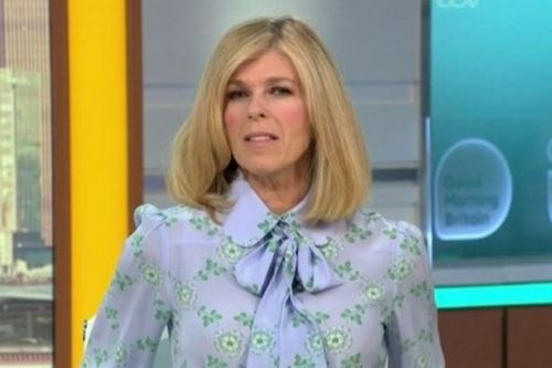 Kate Garraway shares emotional update on husband Derek Draper's health battle