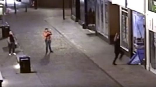 Jail For Father-Of-Two Who Jumped On Tent With Homeless Men Inside