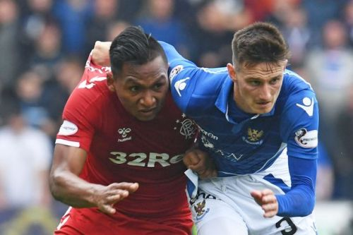 What channel is St Johnstone vs Rangers? Live stream, TV and kick-off details