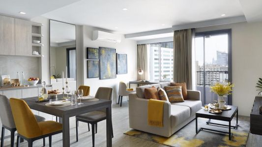 Ascott to open Somerset-branded serviced apartments in Bangkok