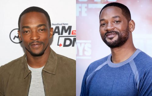 Anthony Mackie recalls the time Will Smith punched him in the face