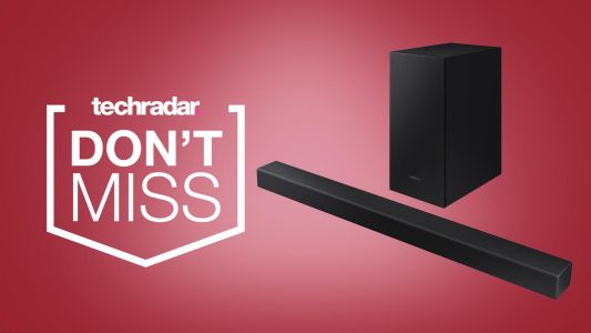 Black Friday soundbar deal: boost your TV with this cheap soundbar from Walmart