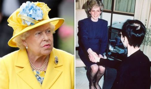 Royal rage: How Diana fumed when Queen tried to stop her inspirational work with Aids