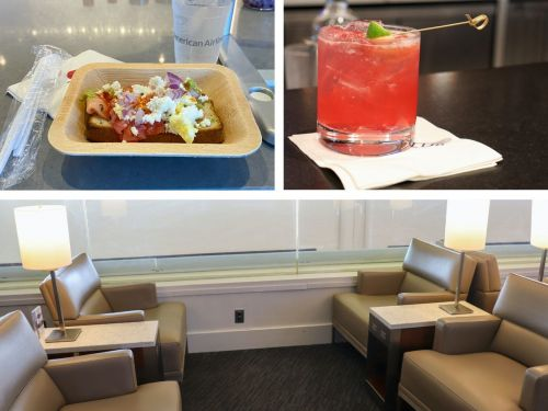 I visited airport lounges of the 3 major US airlines and saw how the pandemic has changed the once-extravagant experience - here's what it's like to lounge during the pandemic