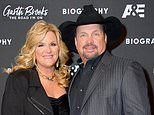 Trisha Yearwood joins Garth Brooks at celebration of his upcoming A&E Network documentary in NYC