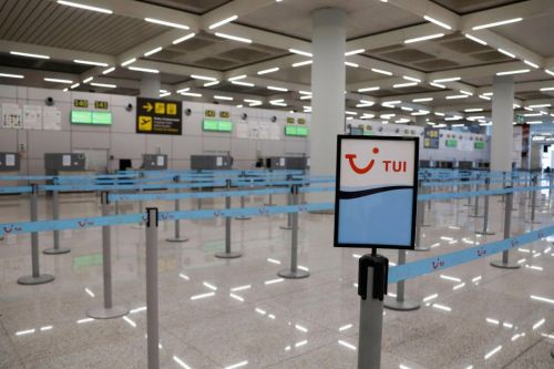 Tui cuts 10,000 workers' salaries by up to 50% amid Covid-19 crisis