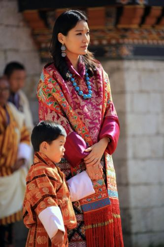 Who is King Jigme Khesar Namgyel Wangchuck?