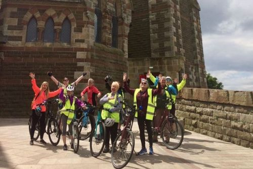 Ayrshire women's cycling festival hopes to attract another big online audience