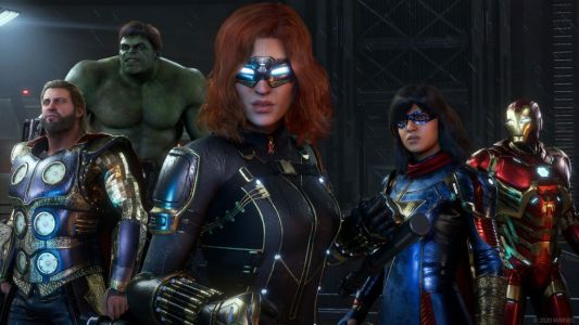 Games Inbox: Marvel's Avengers beta impressions, Street Fighter 6 ideas, and Battlefield 6 hopes