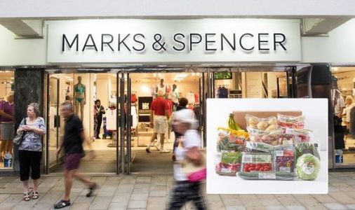 Marks and Spencer updates delivery service with new £25 food box - full list of contents