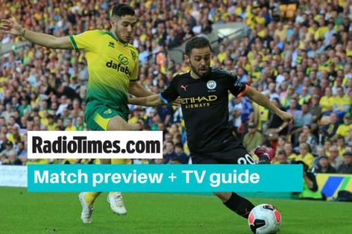 What channel is Man City v Norwich on? Kick off time, live stream and latest team news