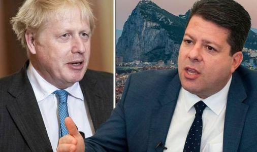 Gibraltar chief jets to London for crisis talks as he hits out at Brexit deal chaos